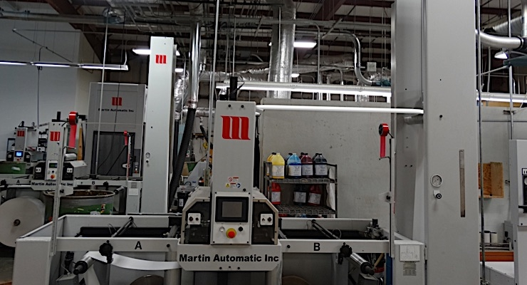LTI invests in additional Martin Automatic technology to boost productivity