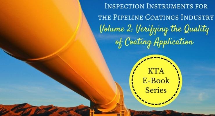 KTA-Tator Inc. Releases Free E-Book for Pipeline Coatings Industry