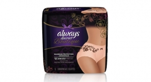 Always Discreet Launches Boutique Underwear