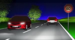 Eviyos LED Prototype Shows Way to Smart Headlights