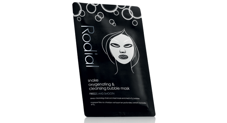 Snake Bubble Sheet  Mask from Rodial