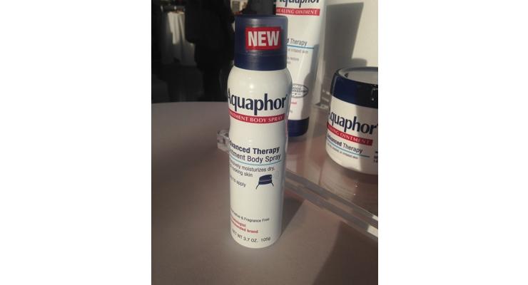 Beiersdorf Adds Spray Version of Aquaphor Ointment