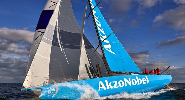 AkzoNobel, Volvo Ocean Race Create Race Boat Experience