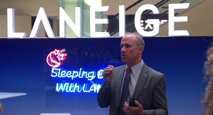Laneige Is on the Move