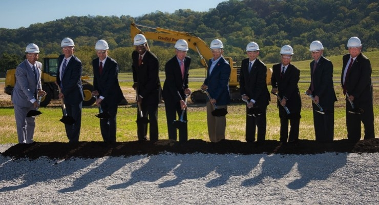 Cabot Corporation, Dow Break Ground at New Kentucky Manufacturing Plant