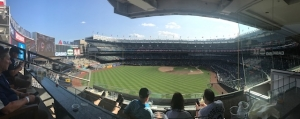 MNYCA Holds Networking Event at Yankee Stadium