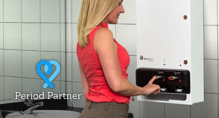 Hospeco Launches Period Partner Microsite