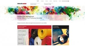 Datacolor Unveils Redesigned Website
