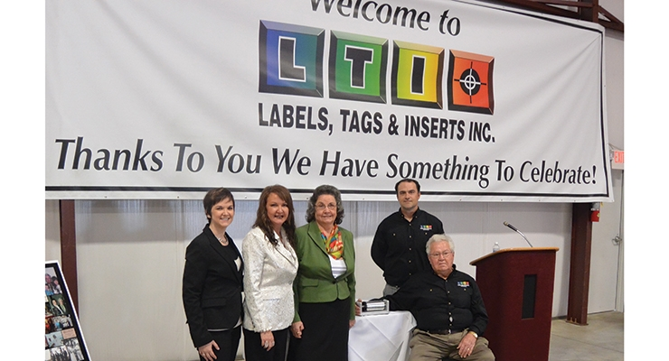 Companies To Watch:  Labels, Tags & Inserts (LTI)