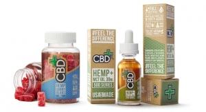 CBDfx Releases 100% Vegan CBD Gummy Bears & CBD Tincture