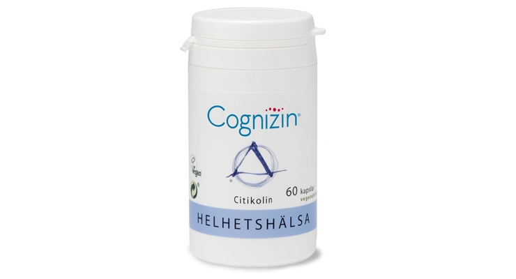 Helhetshälsa Sverige AB Introduces 'Citikolin' Cognizin Supplement for Swedish Consumers