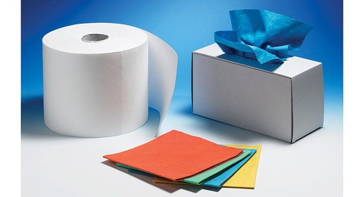 Consistency, Cleanliness and Performance Give Industrial Wipes an Edge