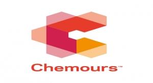 Chemours Named Winner of 2017 Polyurethane Innovation Award