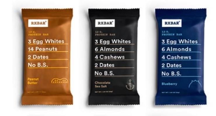 Kellogg Buys RXBAR for $600 Million