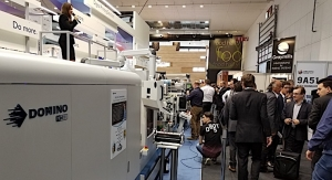 Live equipment demos draw crowds at Labelexpo Europe