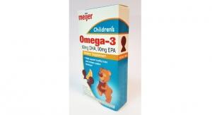 Anlit Launches Omega Bites Under the Meijer Children's Brand