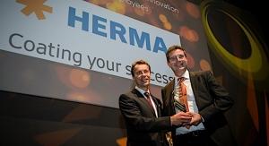 Herma wins Label Industry Global Award