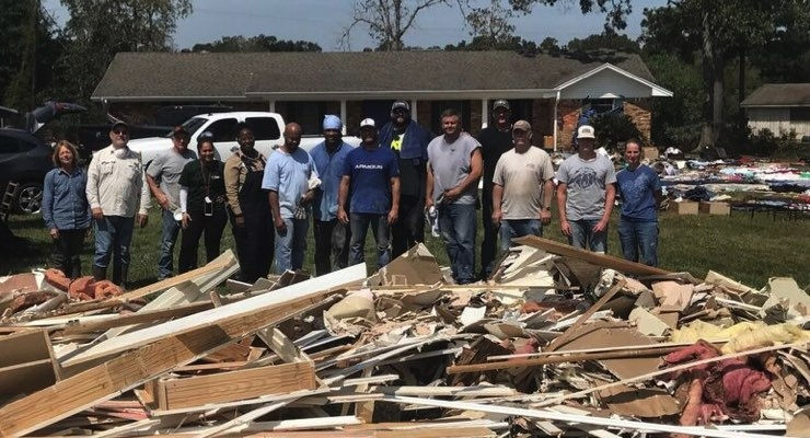 BASF Donates $190,000 for Hurricane Harvey Relief in Port Arthur and Beaumont
