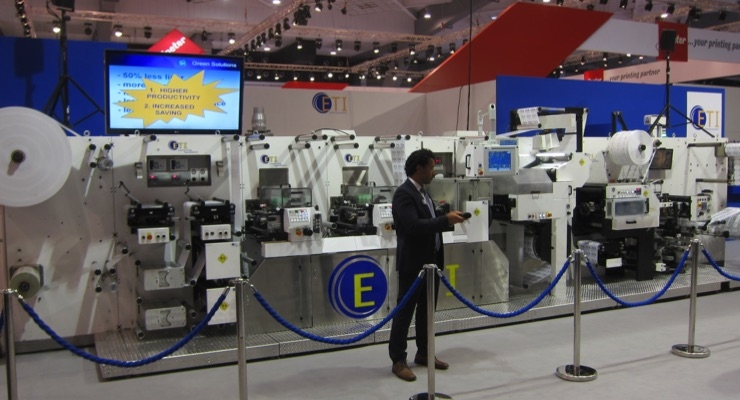 Labelexpo Europe 2017 in Pictures, Part 1