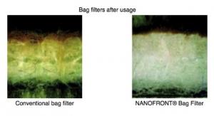 Teijin Launches Nanofront Bag Filter