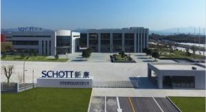 SCHOTT Expands in China