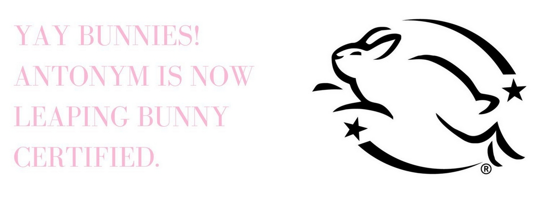 Beauty Brand Joins Leaping Bunny Family