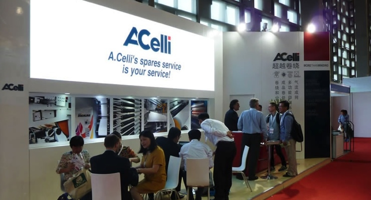 A.Celli to Showcase Wide Production Range