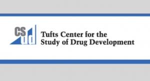 Tufts Quantifies Single-Source Drug Development and Mfg. Model
