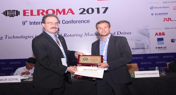Axalta Coating Systems Wins Award at ELROMA 2017