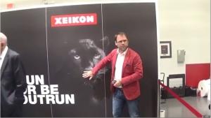 Xeikon Cafe North America showcases PX3000 inkjet press