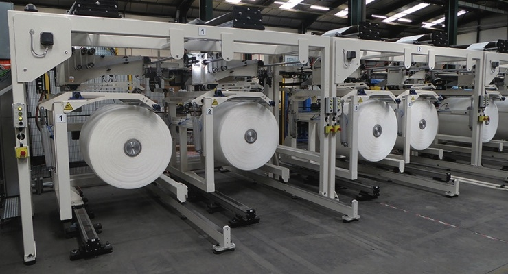 Spoolex Group Discusses Converting Equipment at SINCE