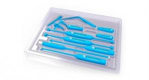 Sterile-Packed, Disposable Instrument Kit for One & Two-Level Fusions Launched