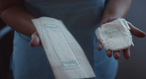 Pampers Launches Flat Diaper for Preemies
