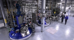 Cambrex Completes Small Scale Capacity Expansion