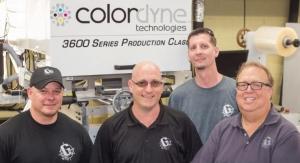 G2 I.D. Source installs Colordyne