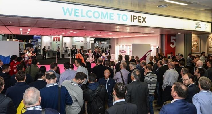 Exhibitors report successful IPEX 2017