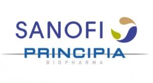 Sanofi to Develop Principia's Multiple Sclerosis Candidate