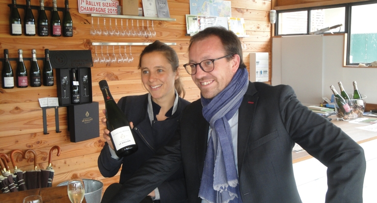 A toast to Champagne and Labelexpo