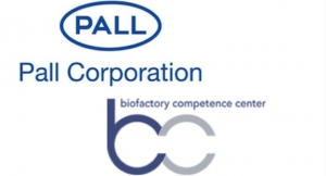 Pall Joins BioFactory Competence Center to Launch Bioprocessing Courses