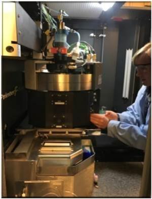 Los Alamos National Laboratory Adds CeraPrinter F-Serie by CERADROP-MGI