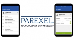 PAREXEL Releases Industry-First Feature for Cold Chain Management Application
