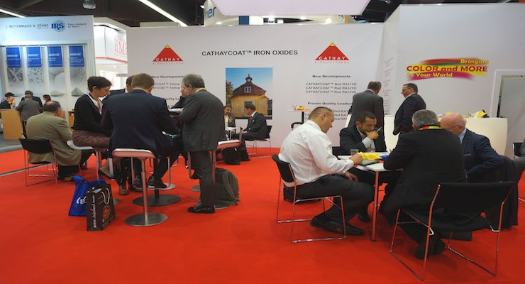 Cathay Industries Presents New Pigment Innovations at CHINACOAT