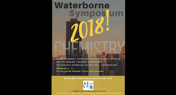 Registration Open for 45th Annual International Waterborne Symposium