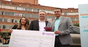 Evonik Presents Second Annual Evonik Road Safety Award in Colombia