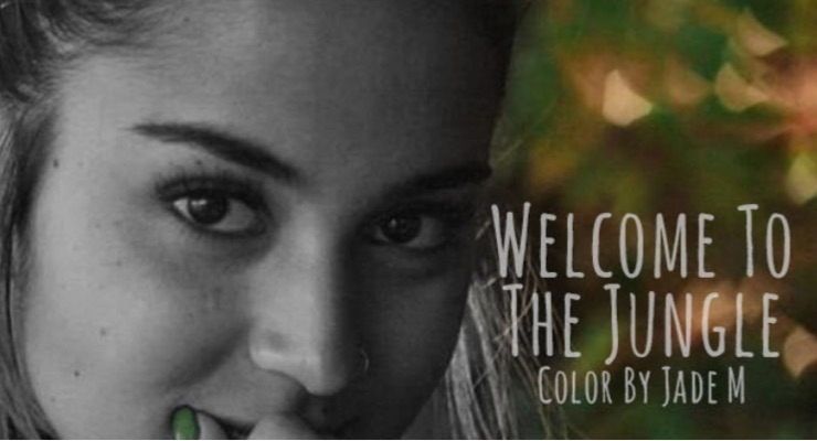New Custom Nail Color App