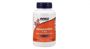 NOW Launches Astaxanthin Capsules with AstaZine Natural Astaxanthin