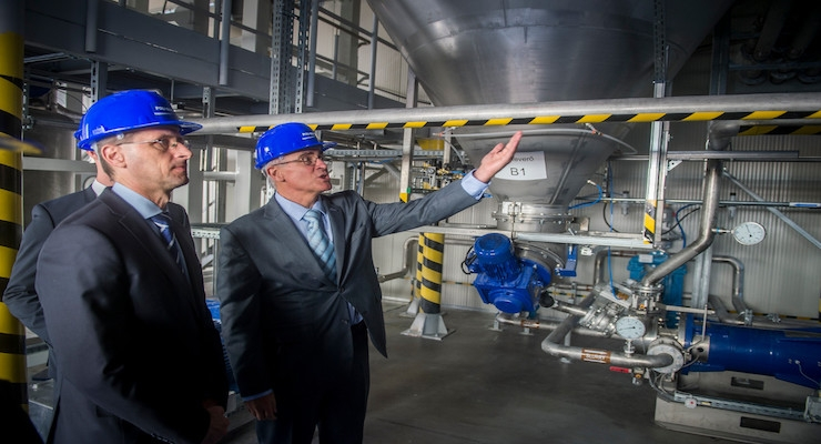 Poli-Farbe Opens New Paint Factory in Hungary
