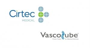 Cirtec Medical Acquires Vascotube Gmbh
