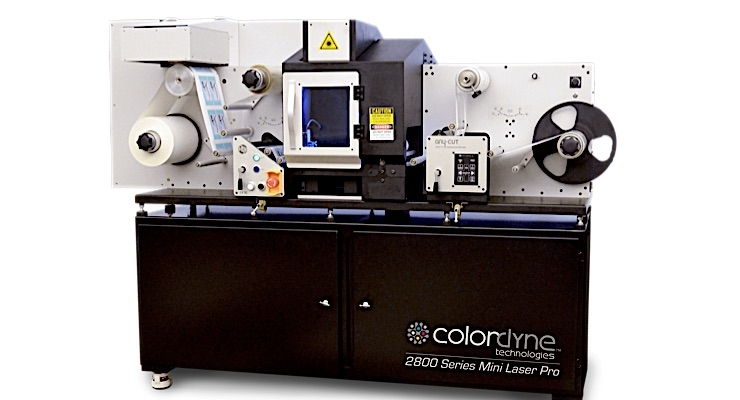 Colordyne launches 2800 Series Mini Laser Pro