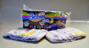 Mexican Hygiene Manufacturer Lambi Makes Aromatherapy Diaper